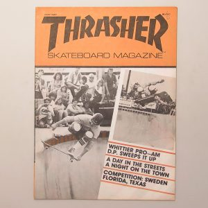 Thrasher, may 1981