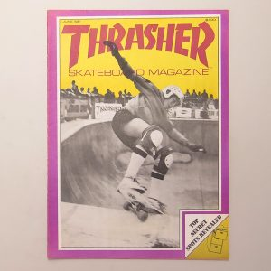 Thrasher, june 1981
